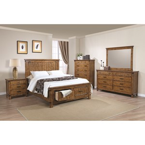 Coaster Brenner Full Bedroom Group