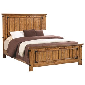 Coaster Brenner Queen Panel Bed
