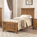 Coaster Brenner Twin Panel Bed - Item Number: 205261T