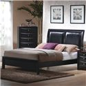 Coaster Briana King Platform Bed - Item Number: 200701KE