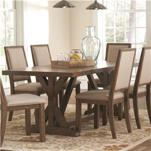 Coaster Bridgeport Dining Table