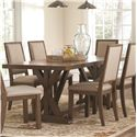 Coaster Bridgeport Dining Table - Item Number: 105521