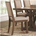 Coaster Bridgeport Side Chair - Item Number: 105522