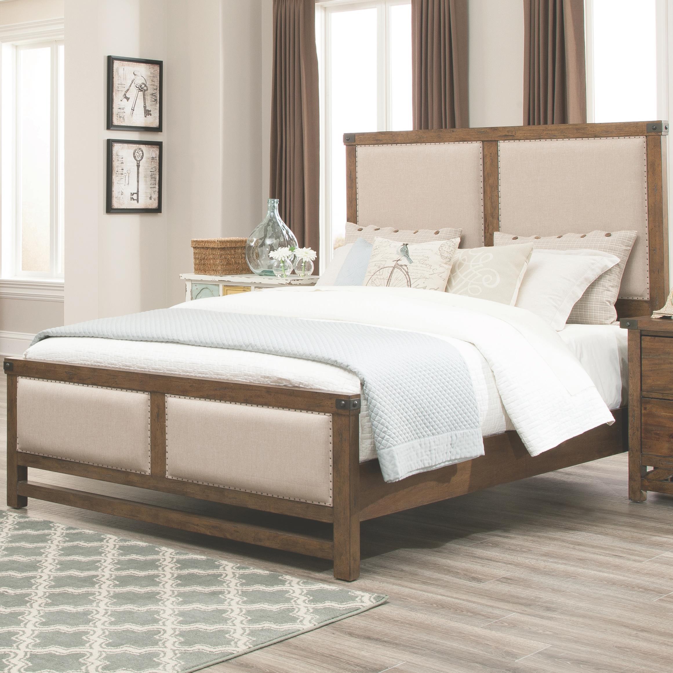 Coaster Bridgeport Queen Bed - Item Number: 204171Q