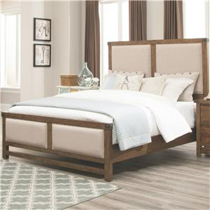 Coaster Bridgeport Queen Bed