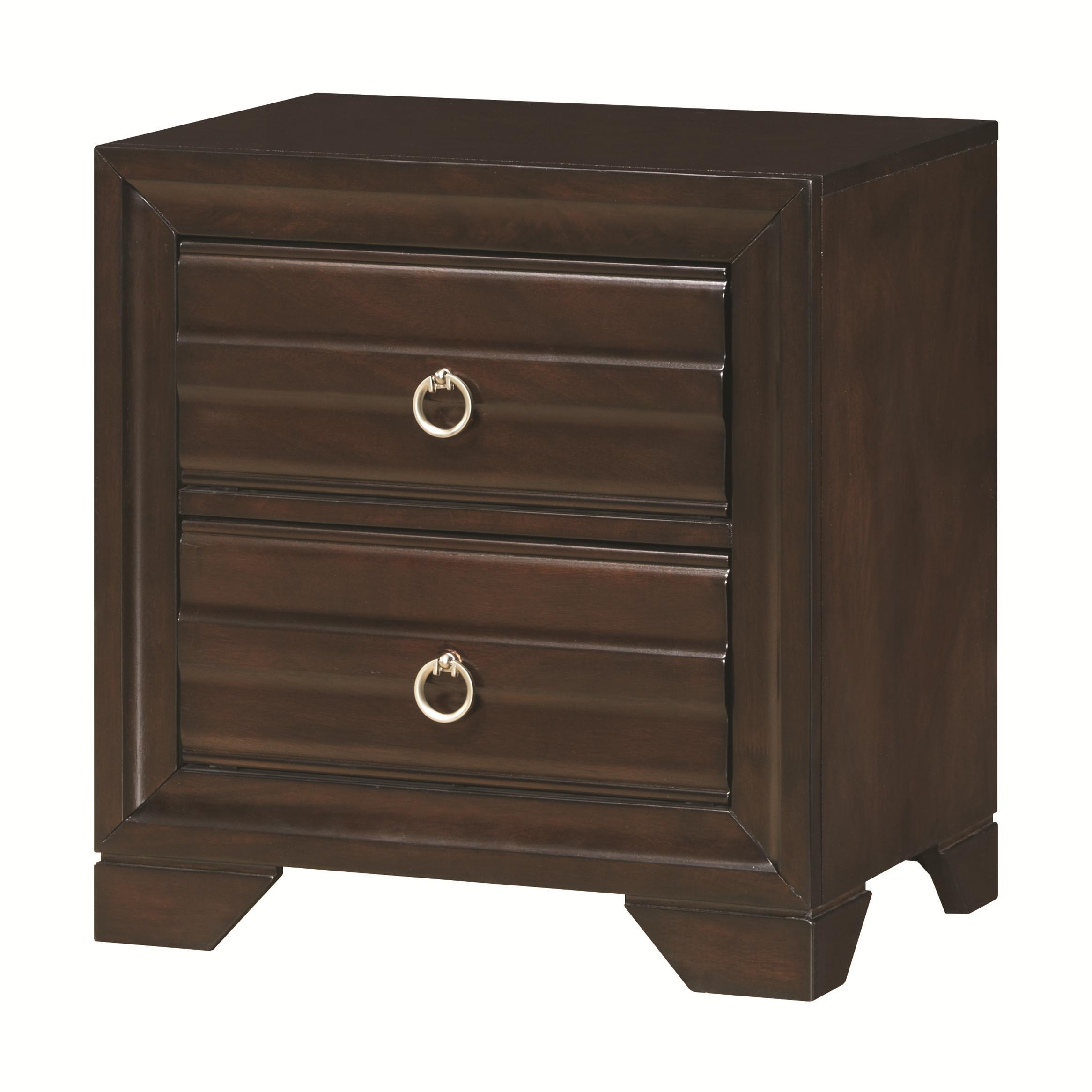 Coaster Bryce 20347 Night Stand - Item Number: 203472