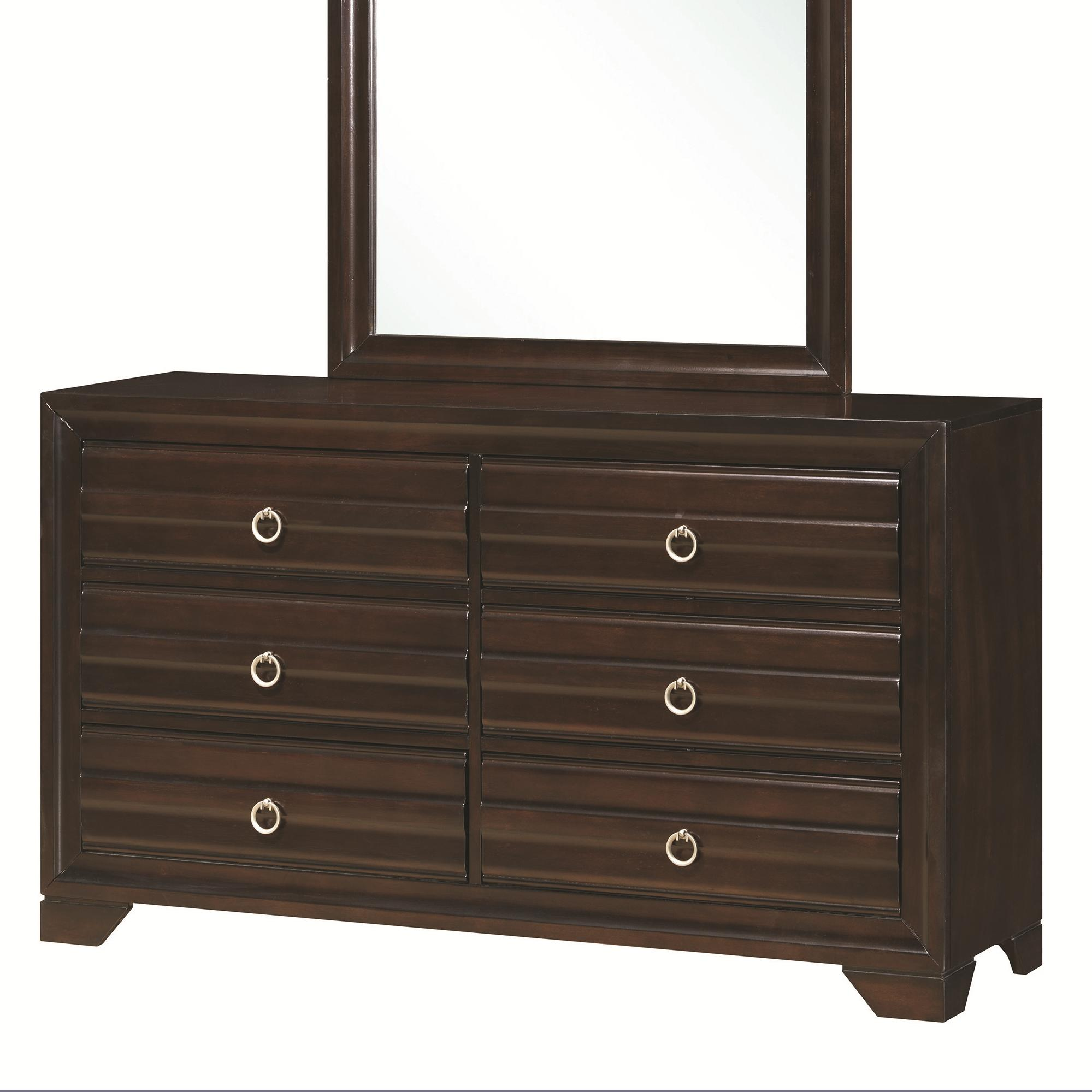 Coaster Bryce 20347 Dresser - Item Number: 203473