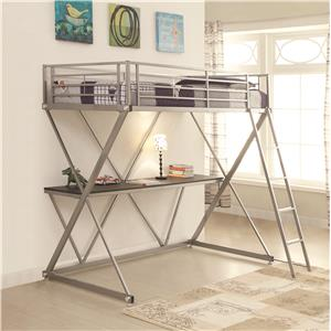 Coaster Bunks Loft Bed
