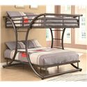 Coaster Bunks Full/Full Bunk Bed