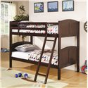 Coaster Bunks Twin Bunk Bed - Item Number: 460213