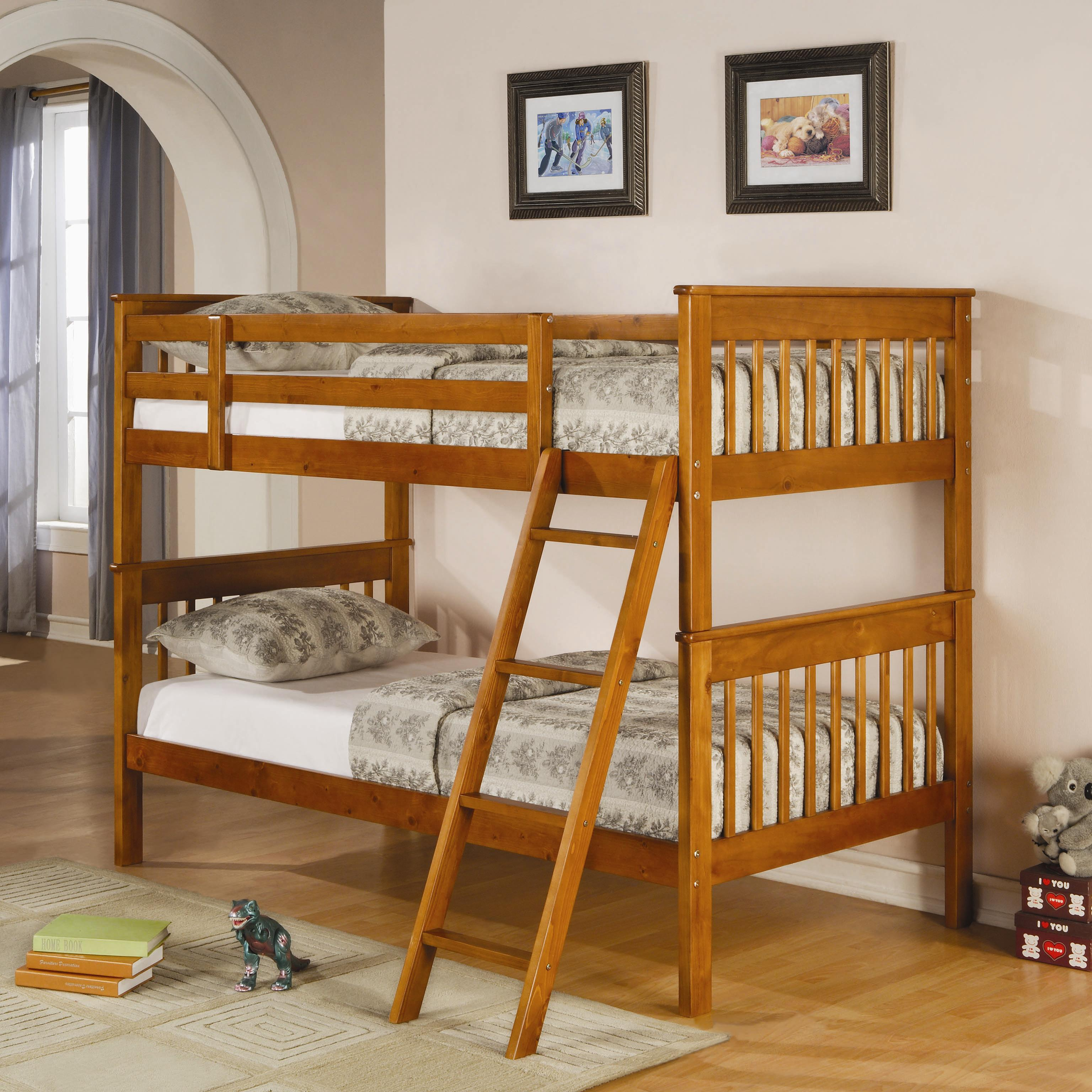 Coaster Bunks Twin Bunk Bed - Item Number: 460233