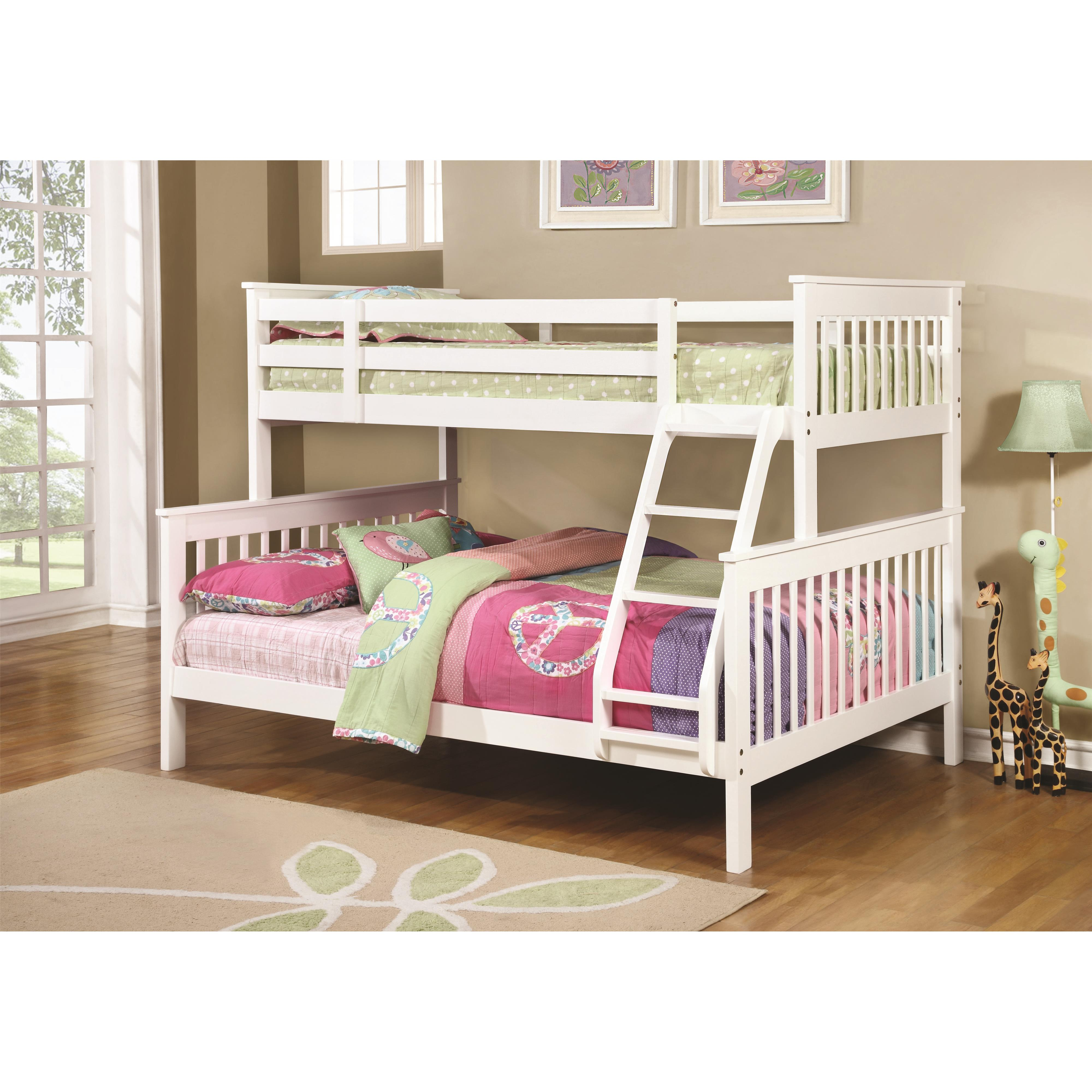 Bunks Bunk Bed by Coaster at Northeast Factory Direct