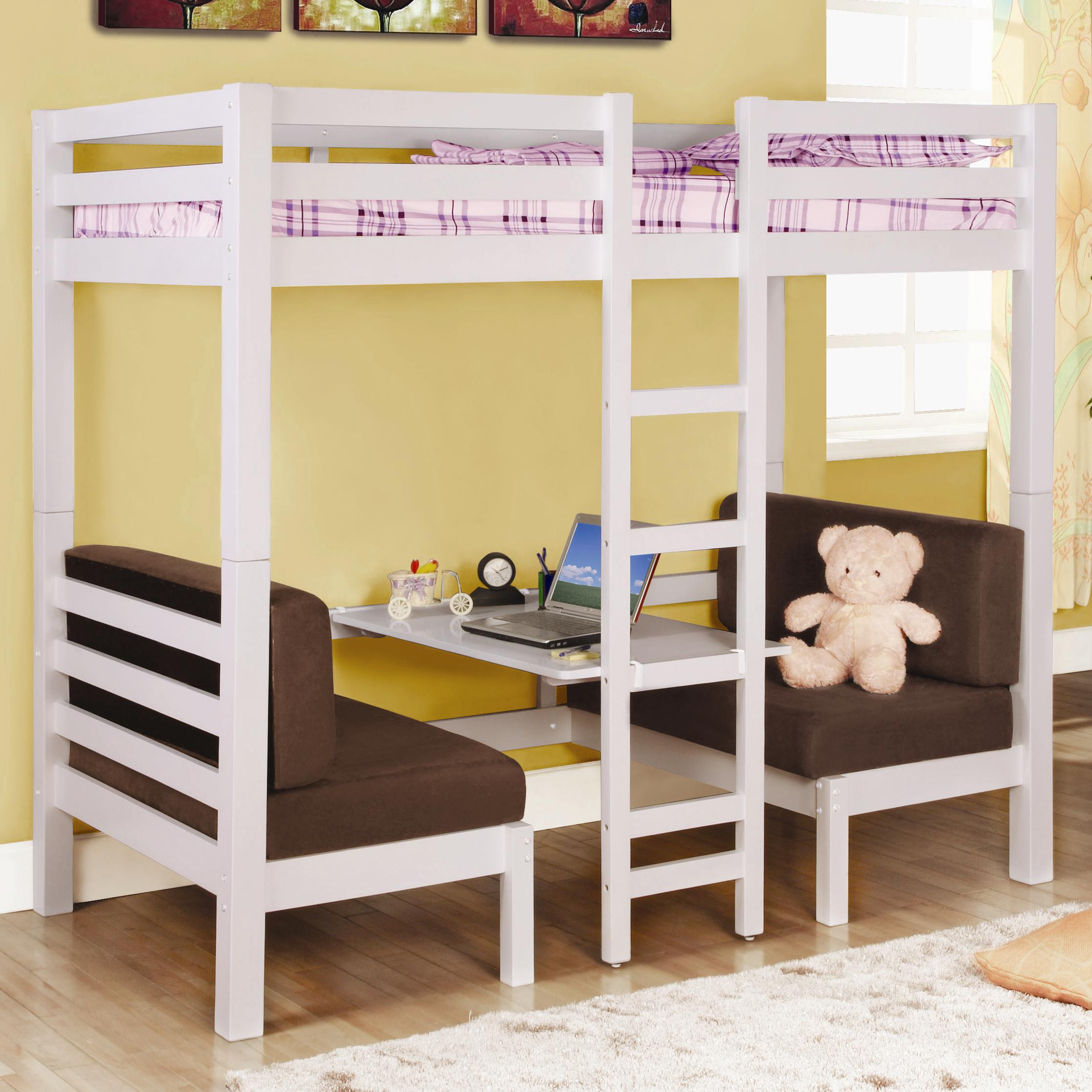 Coaster Bunks Convertible Loft Bed - Item Number: 460273