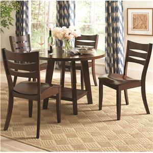 Coaster Byron Table and Chair Set