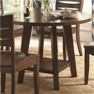 Coaster Byron Round Dining Table