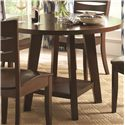 Coaster Byron Round Dining Table - Item Number: 105631