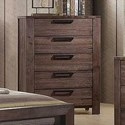 Coaster Caila Chest of Drawers - Item Number: 206295