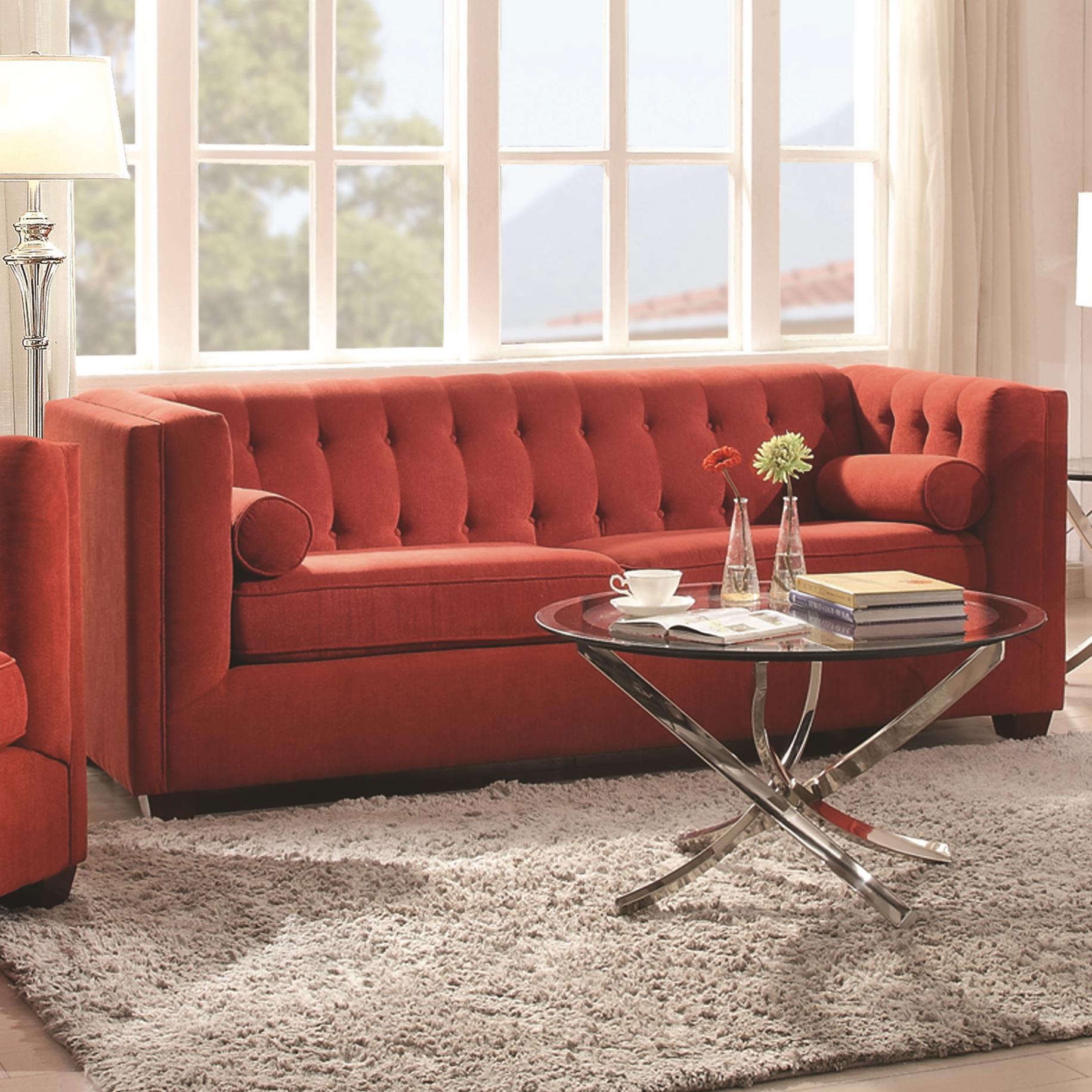 Coaster Cairns Sofa - Item Number: 504907