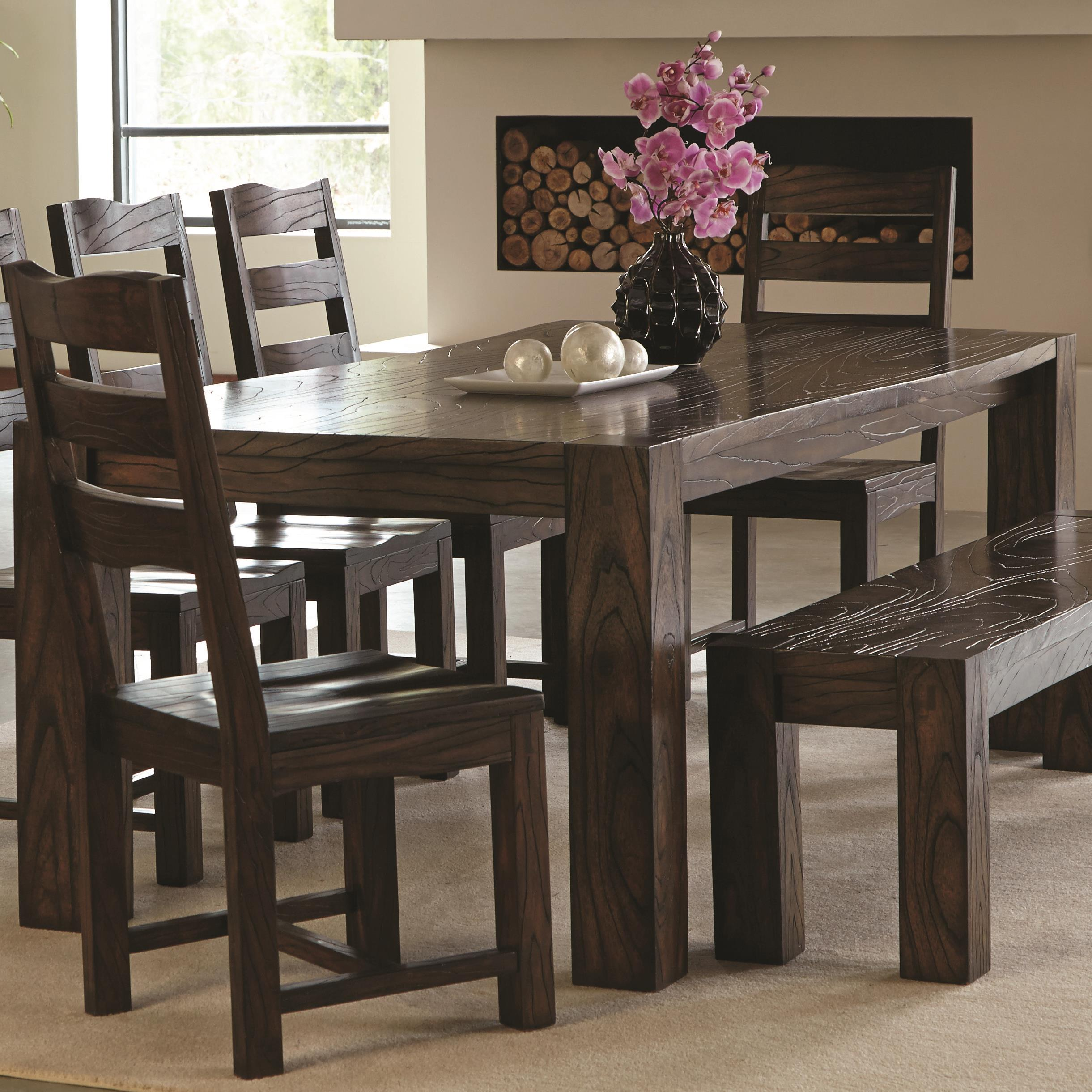 Coaster Calabasas Dining Table - Item Number: 121151
