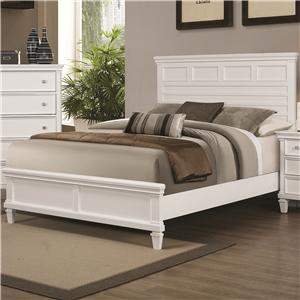 Coaster Camellia King Bed