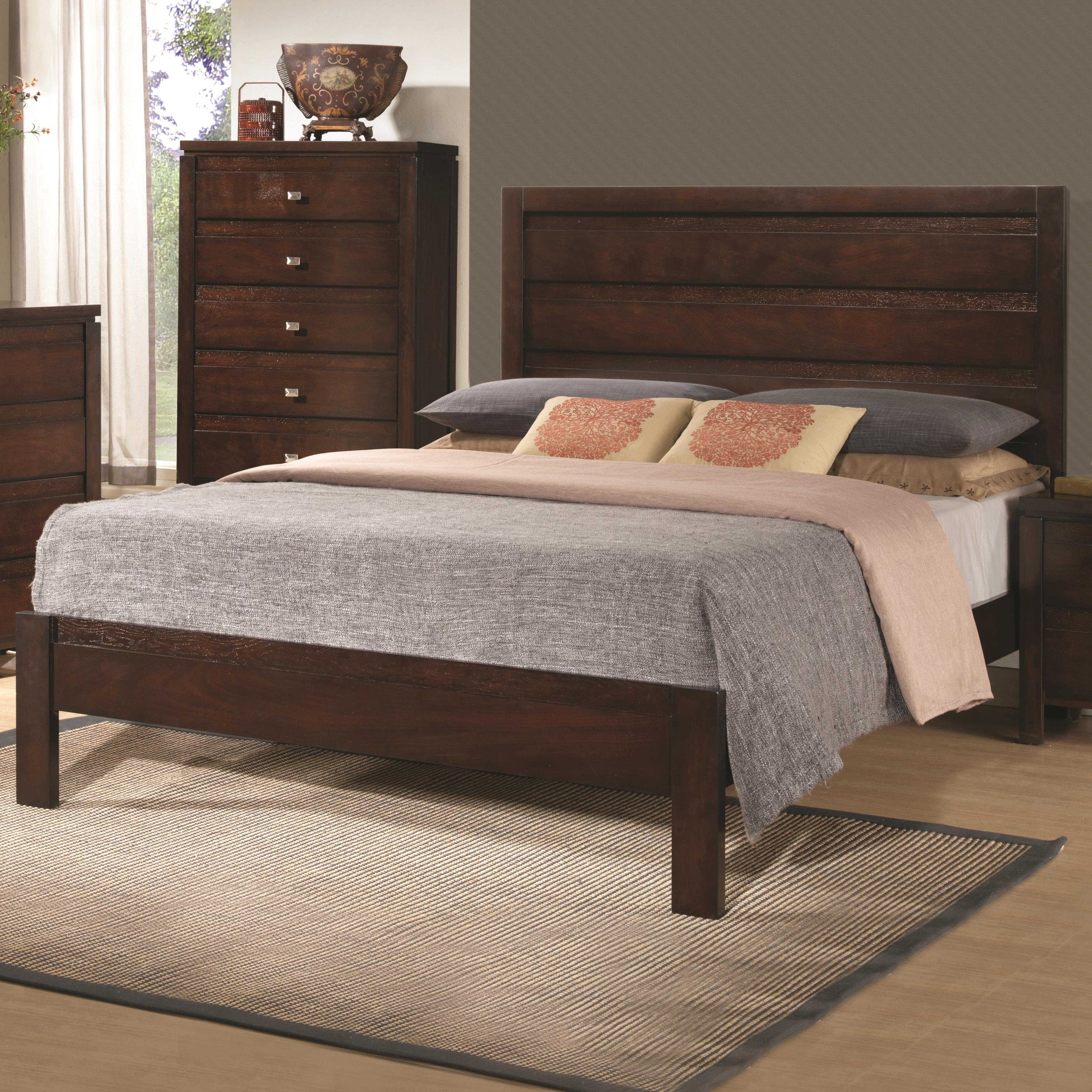 Coaster Cameron Cal King Bed - Item Number: 203491KW