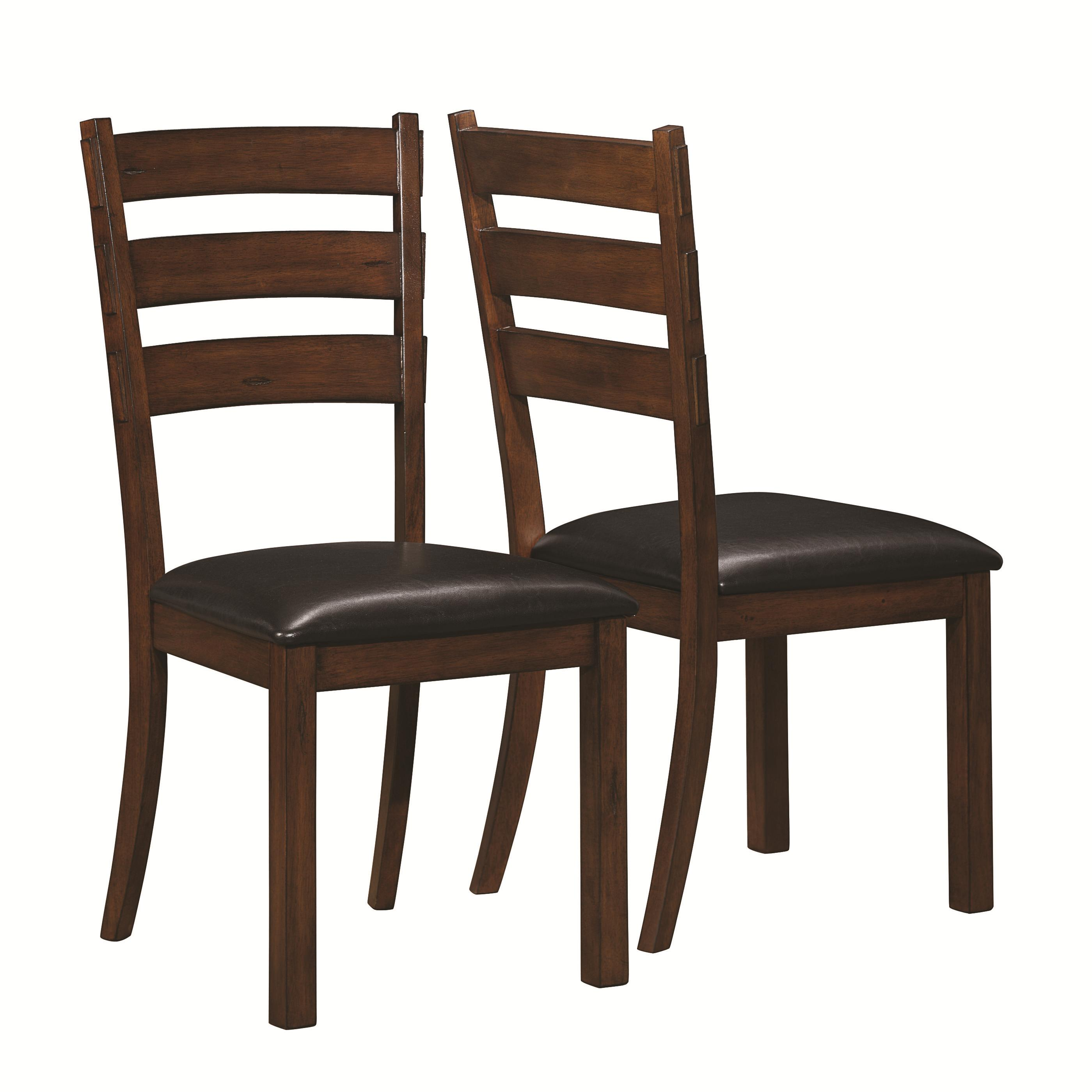 Coaster Campbell Side Chair - Item Number: 105342