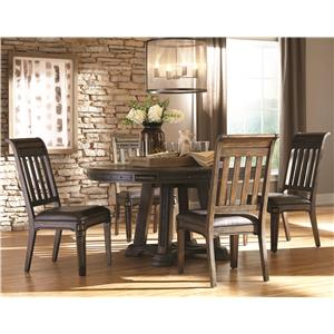 Coaster Carlsbad 5 Table and Chair Set