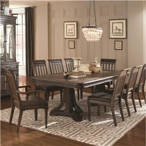 Coaster Carlsbad Dining Set
