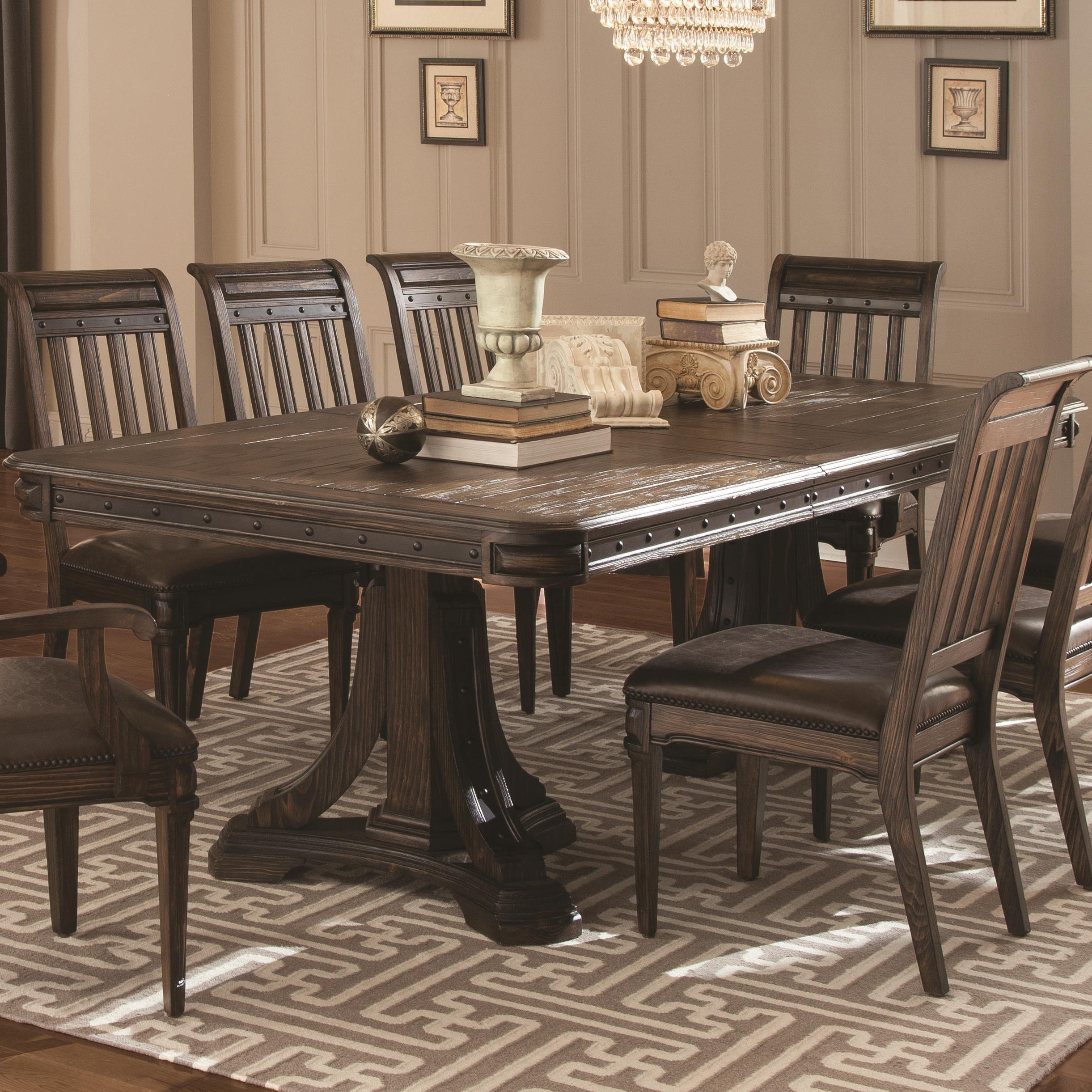 Coaster Carlsbad Dining Table - Item Number: 105731