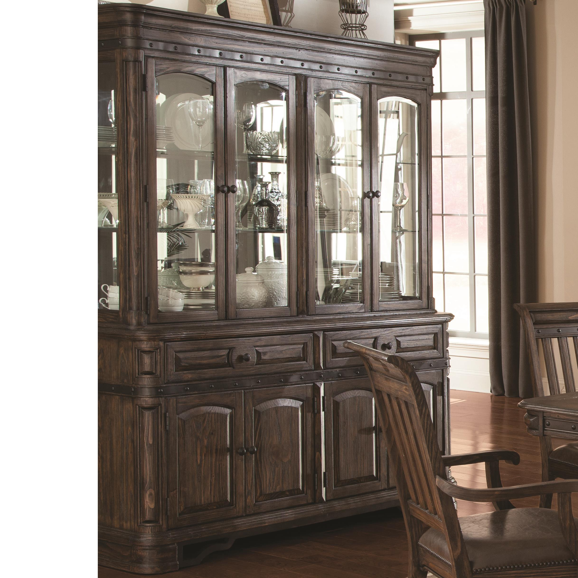 Coaster Carlsbad China Cabinet - Item Number: 105734