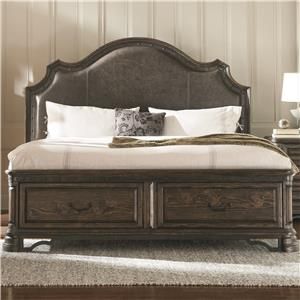 Coaster Carlsbad Cal King Storage Bed