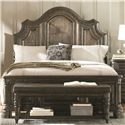 Coaster Carlsbad Cal King Panel Bed - Item Number: 204041KW