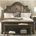 Coaster Carlsbad King Panel Bed - Item Number: 204041KE