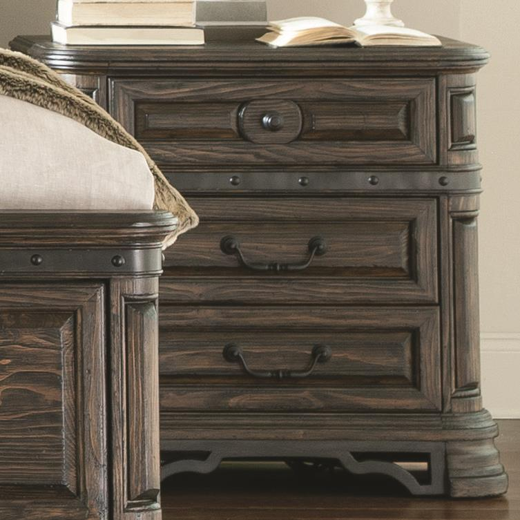 Coaster Carlsbad Night Stand - Item Number: 204042