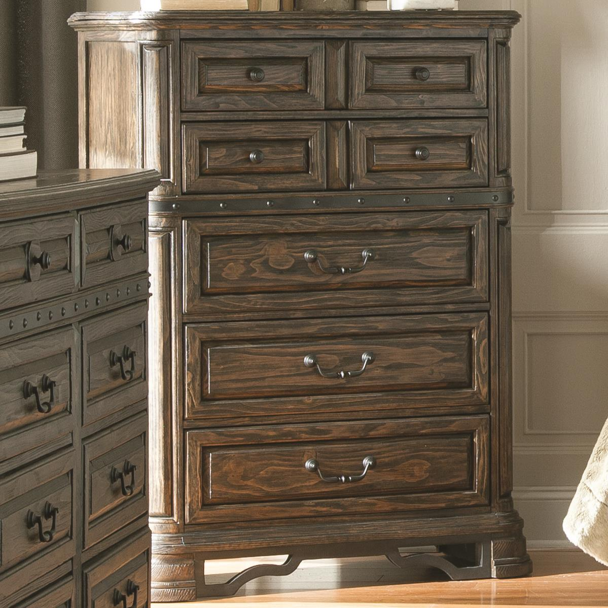 Coaster Carlsbad Chest of Drawers - Item Number: 204045