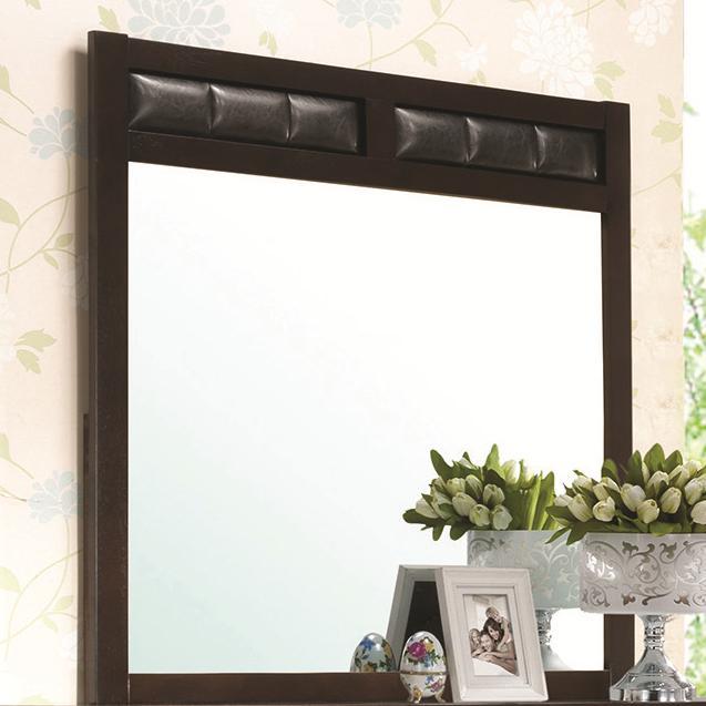 Coaster Carlton Dresser Mirror - Item Number: 202094