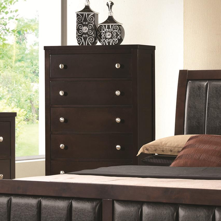 Carlton Chest of Drawers by Coaster at Standard Furniture