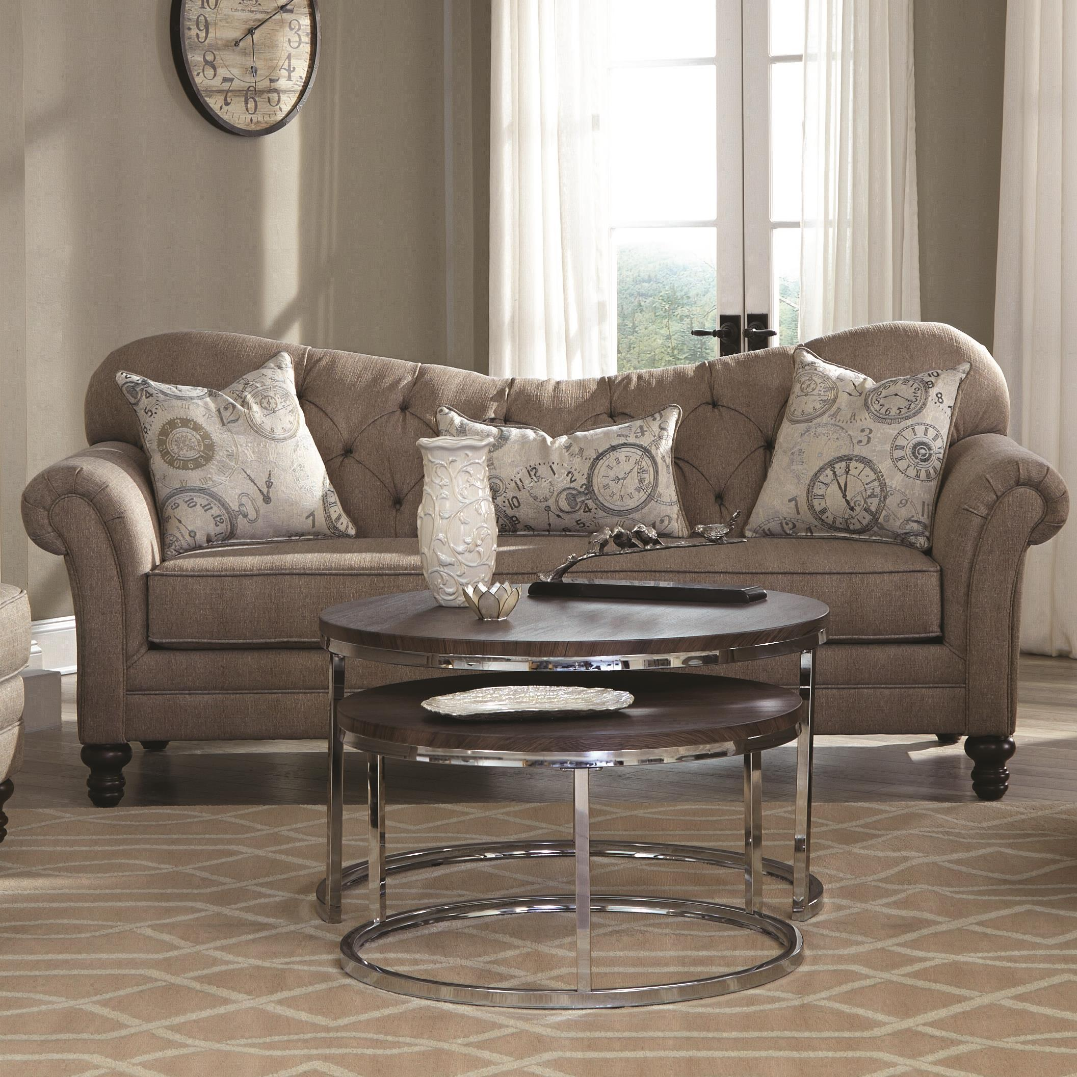 Coaster Carnahan Sofa - Item Number: 505251