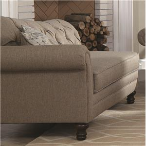 Coaster Carnahan Chaise