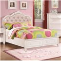 Coaster Caroline Full Size Storage Bed - Item Number: 400721F