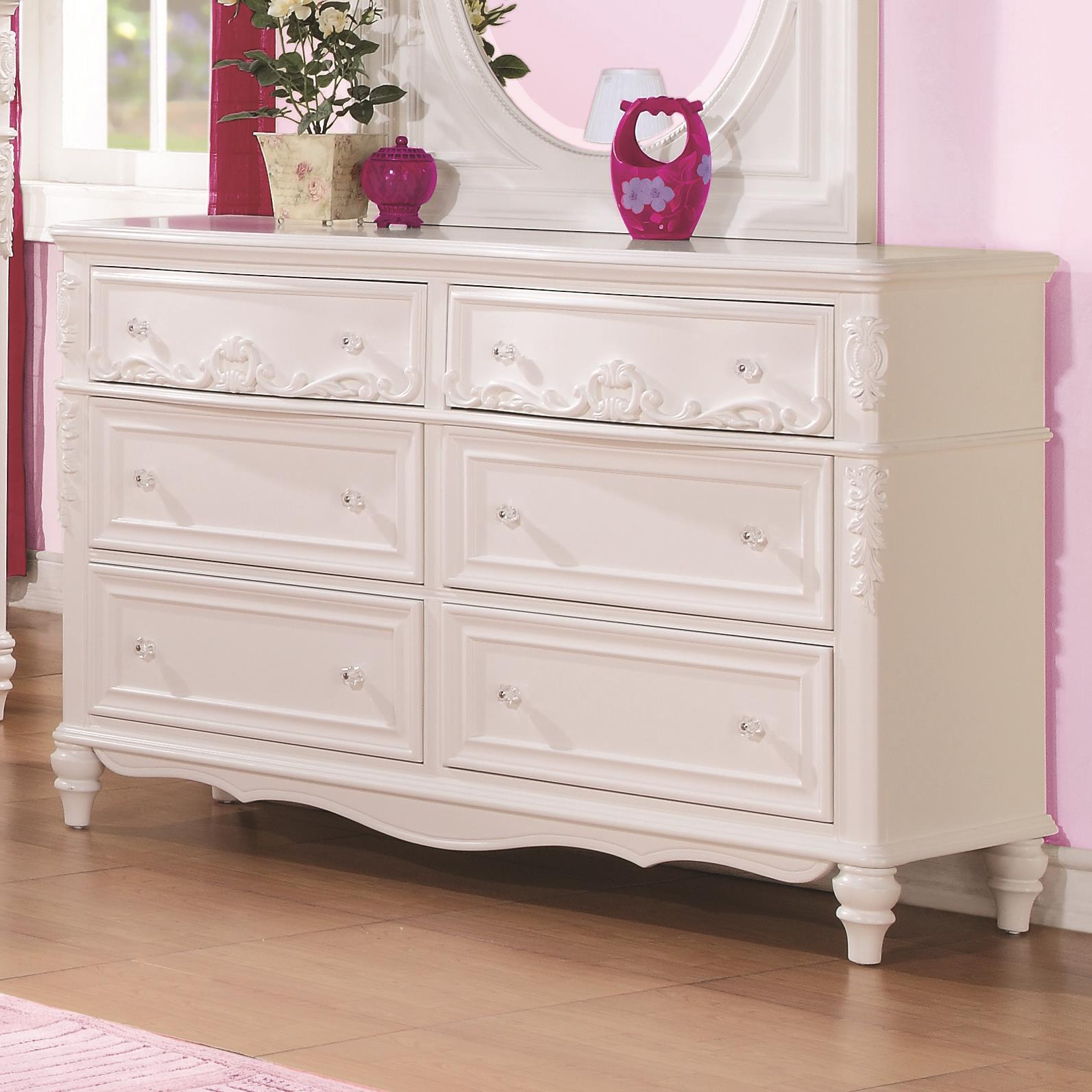 Caroline Dresser by Coaster at Northeast Factory Direct