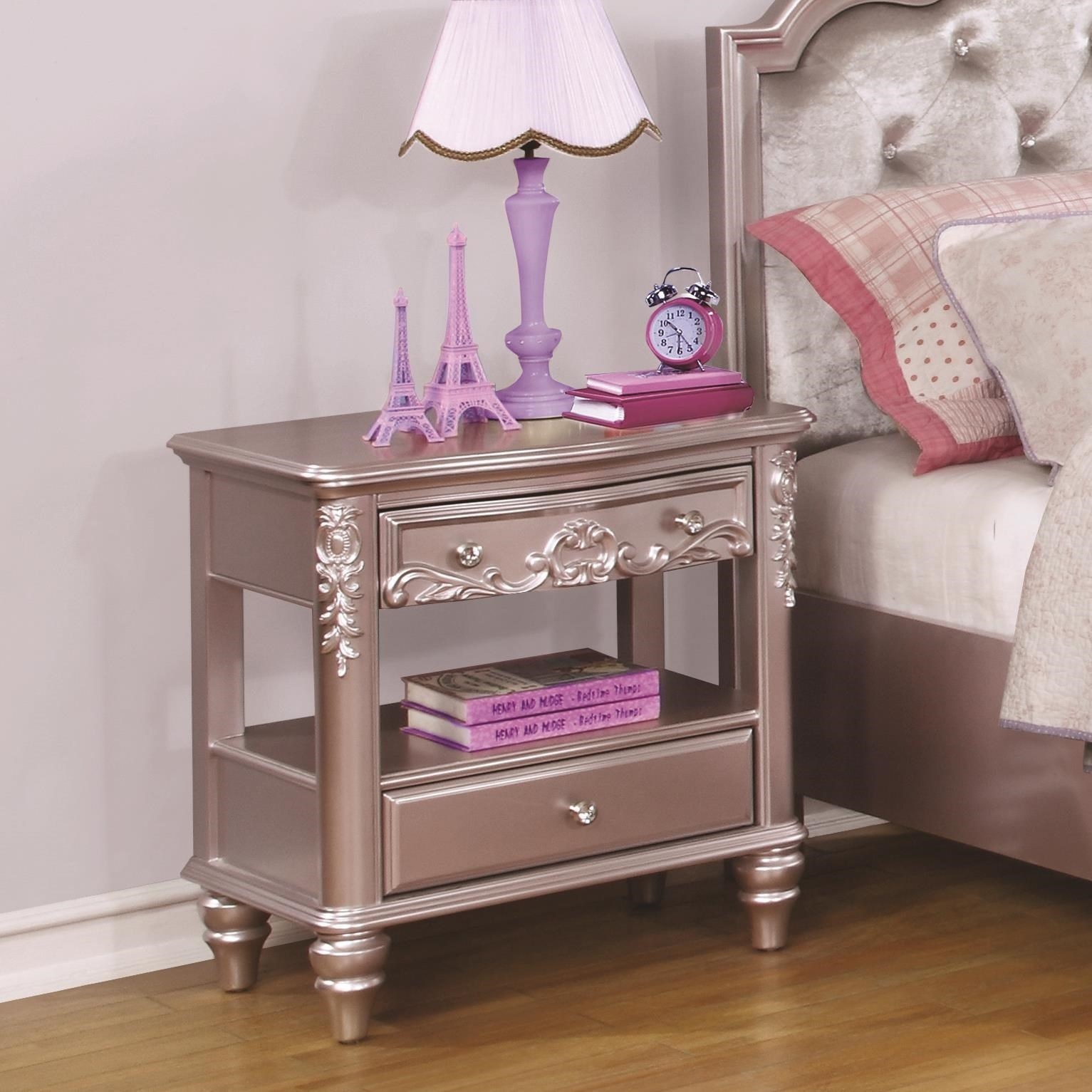 Coaster Caroline Night Stand - Item Number: 400892