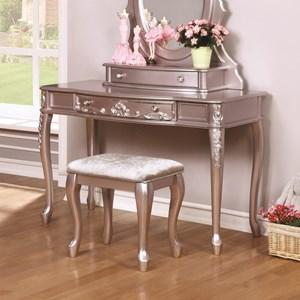 Coaster Caroline Vantiy Desk