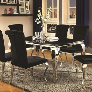 Coaster Carone Dining Table