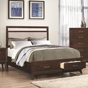 Coaster Carrington King Storage Bed