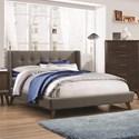 Coaster Carrington Queen Bed - Item Number: 301061Q