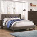Coaster Carrington Twin Bed - Item Number: 301061T
