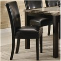 Coaster Carter Upholstered Dining Side Chair - Item Number: 102262