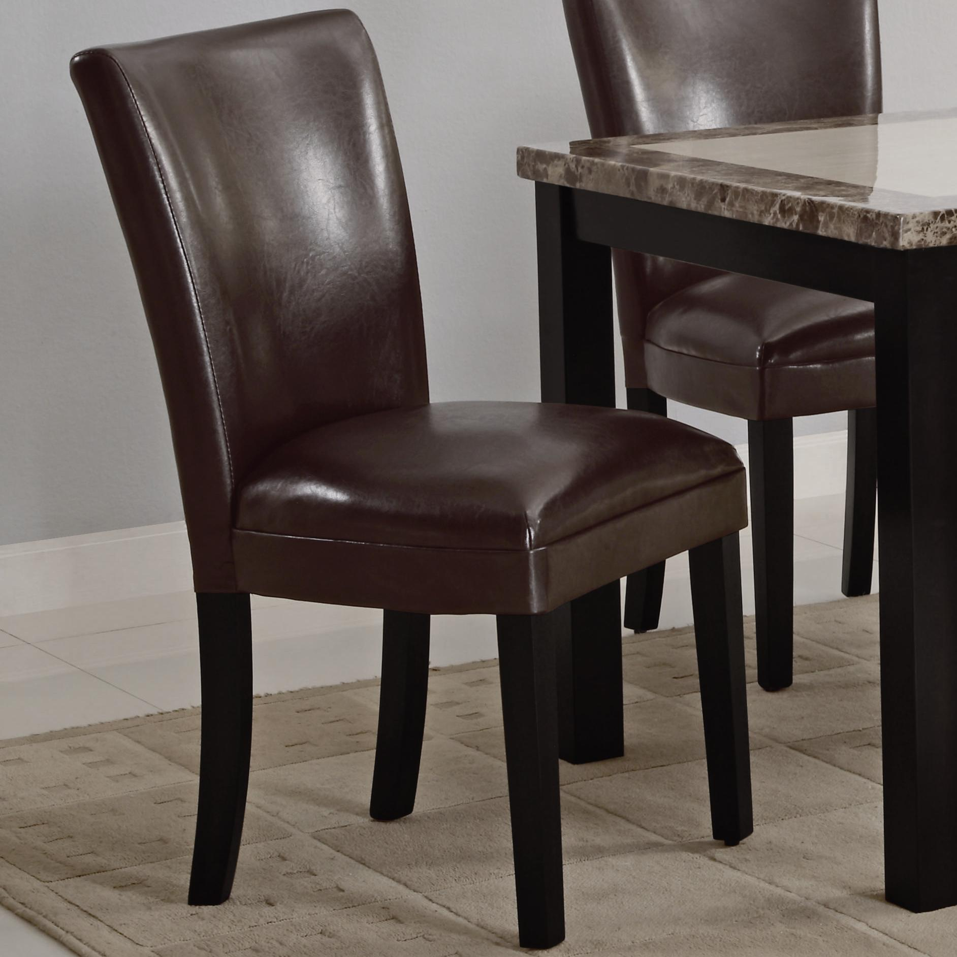 Coaster Carter Upholstered Dining Side Chair - Item Number: 102263
