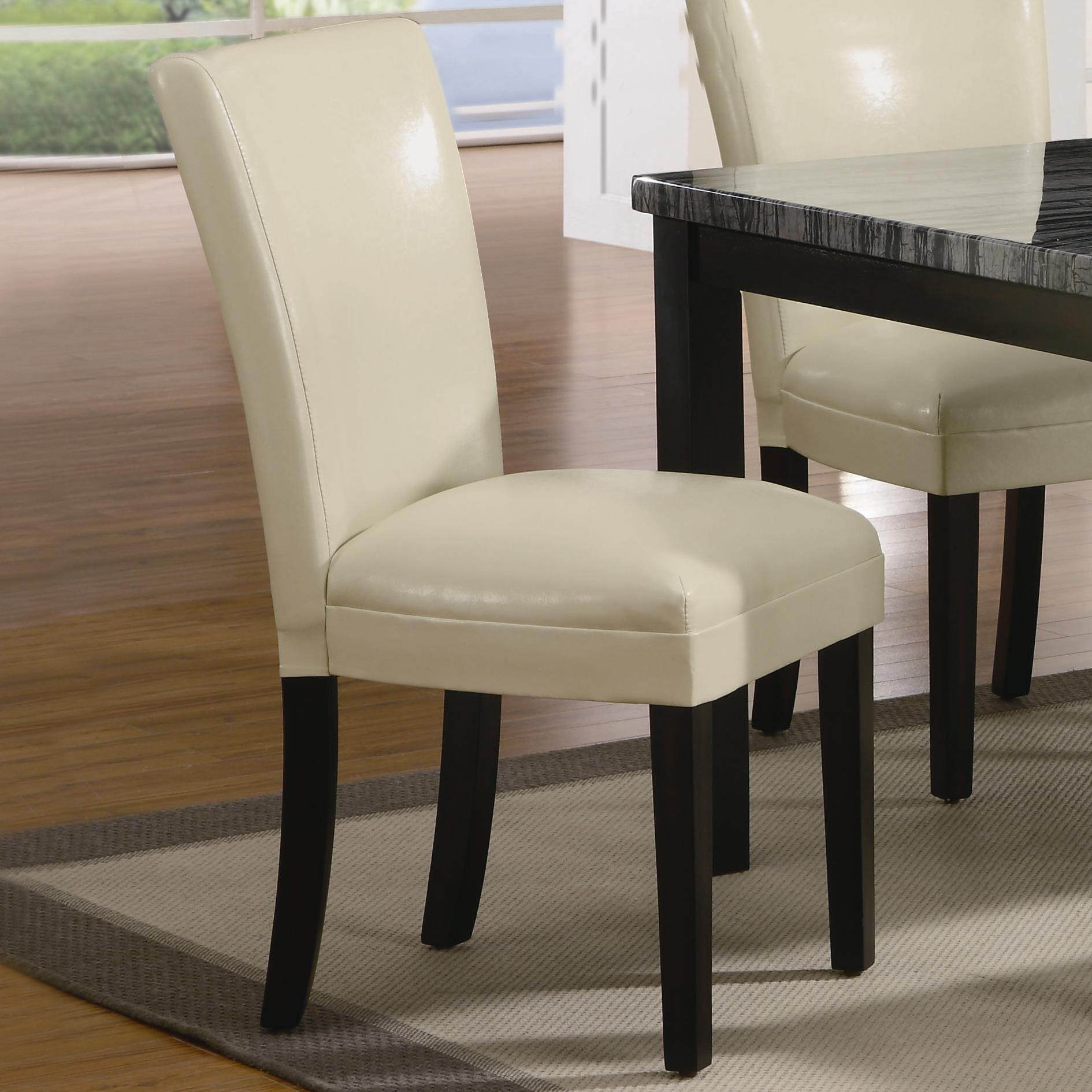 Coaster Carter Upholstered Dining Side Chair - Item Number: 102264